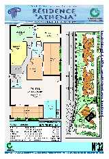 Four-Bed Lot Plan