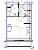 Studio lot plan example