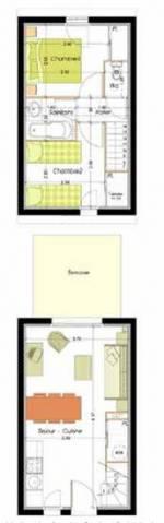2-bed duplex b